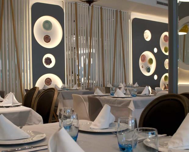 Decoradores Interioristas.Diseño de restaurante Matsuri.