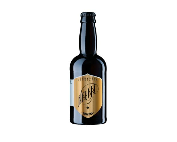 Morayma. Estilo: Stout Alcohol: 5,8% Vol