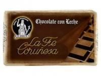 Chocolate con leche 200 gr