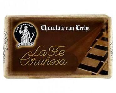 Chocolate con leche 200 gr. Rico chocolate