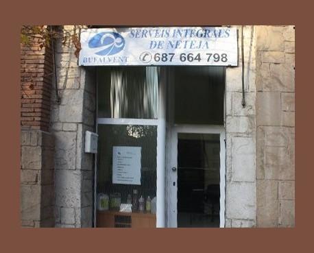 Local. Nuestras oficinas
