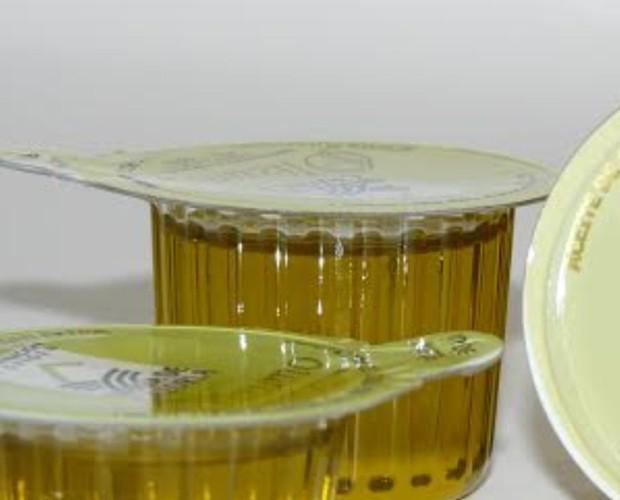 Aceite de Oliva en Monodosis.Nuevo formato monodosis