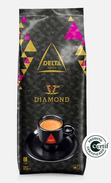 Café Diamond. Arábigas de Sudamérica y África, envases de 1kg
