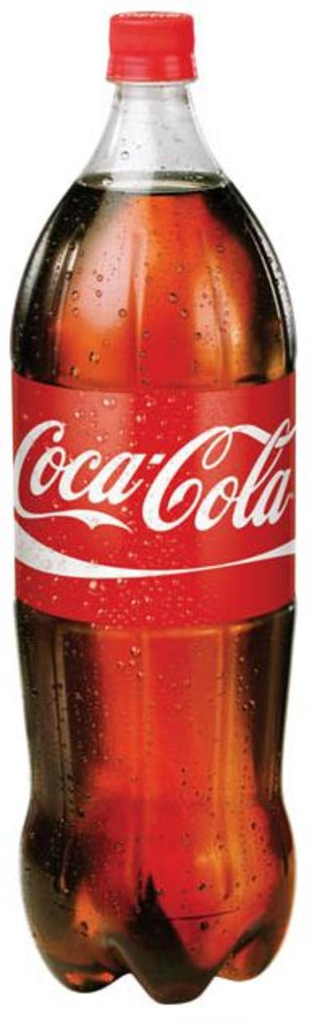 Refrescos. Amplia variedad de bebidas gaseosas