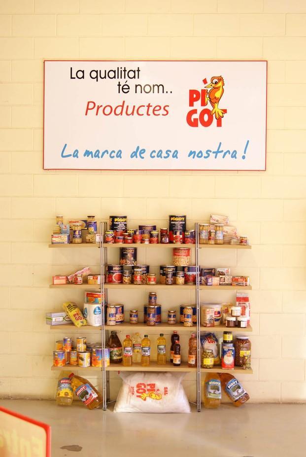 Nuestros productos. Descubra nuestra marca propia