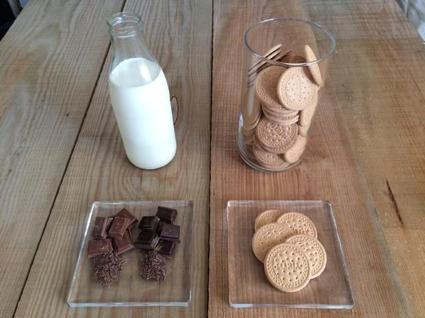 Los ingredientes. Elaborada con ingredientes sanos y naturales