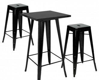 Mobiliario para Hostelería. Muebles para Restaurantes. Estilo industrial es perfecto para bares, restaurantes y cafeterías