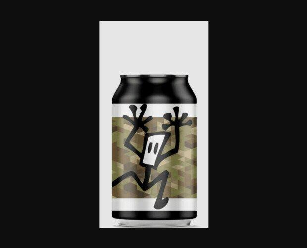 Bonvivant Mutant. Doble IPA, cerveza artesanal española