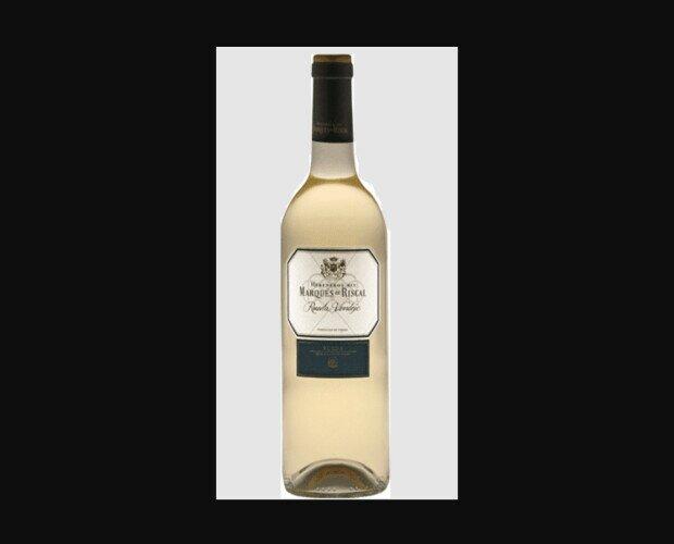 Marqués Riscal Verdejo. Vino blanco 100% Verdejo DO Rueda