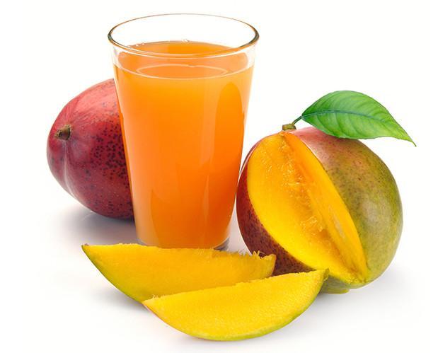 Zumos. Néctares de Frutas. Néctar orgánico de mango