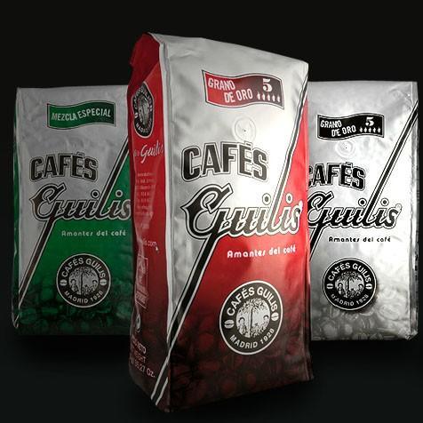 Cafés. Proveedores de café