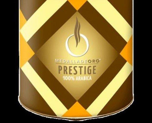 Medalla de oro Prestige. Blend 100% Arabica
