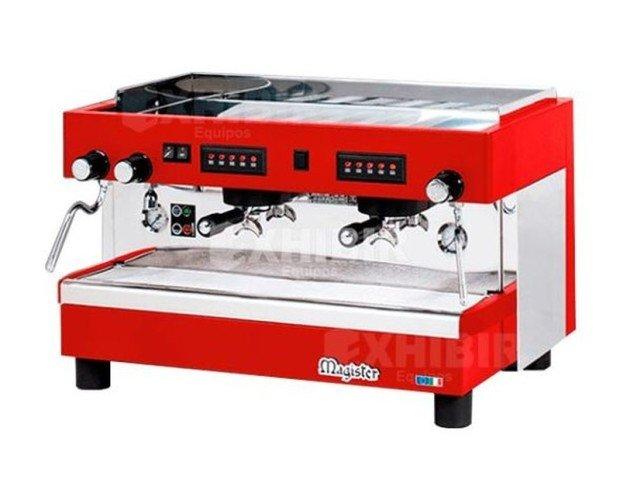 Máquina de café. Fabricación italiana