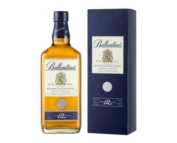 Bebidas Alcohólicas. Whisky. Botella de 0.7 litros