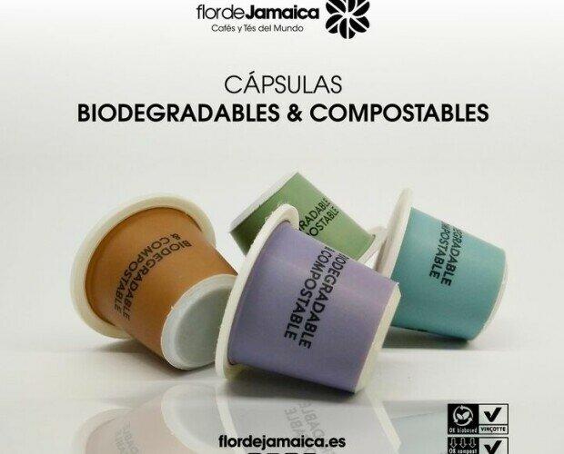 Café en cápsulas. Café en cápsulas compostables & biodegradables