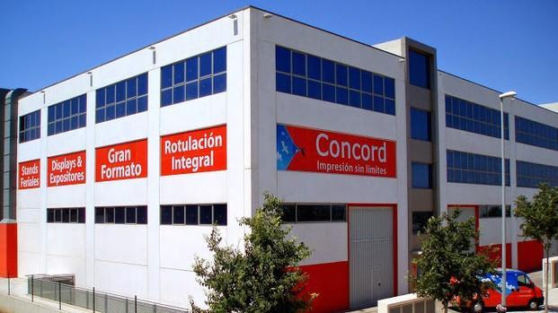 Local Concord. Somos líderes en rotulación