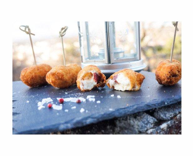 Croquetas Gourmet. Resalta el sabor de sus ingredientes