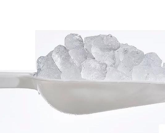 Hielo pilé. Para los mejores coctails, nada de hielo roto