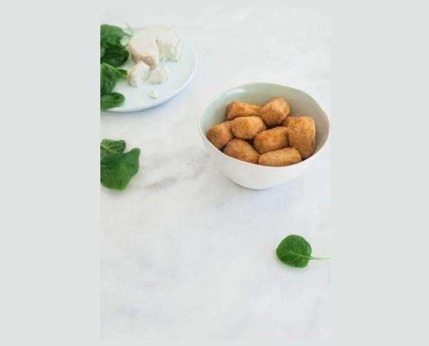 Croquetas de espinacas bee. Disfruta los ricos y variados sabores