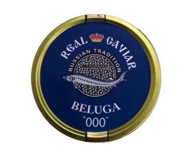 Caviar.Real Caviar de belulga