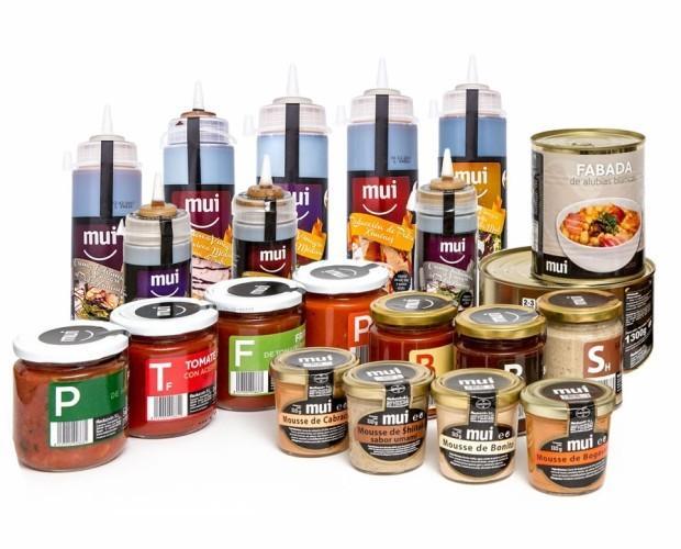 Bodegón general . Algunos de nuestros productos.