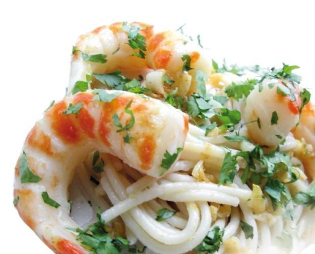 Delicias vegetal. Delicioso plato