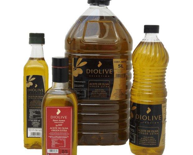 Aceite de oliva virgen extra. Máxima calidad