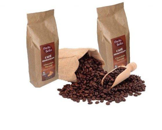 Café en grano. 1 kg