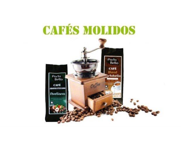 Café Molido.Porto bello