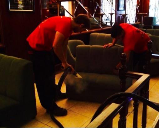 Limpieza de Tapicerías.Servicios con trabajadores especializados