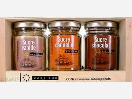 Azúcar aromatizado
