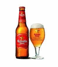 Cerveza. Distribuimos la aclamada Estrella Damm