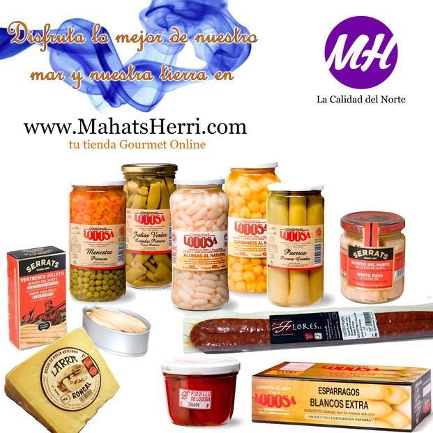 Nuestros productos. Calidad, sabor y variedad