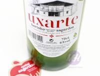 Sidra natural Uxarte