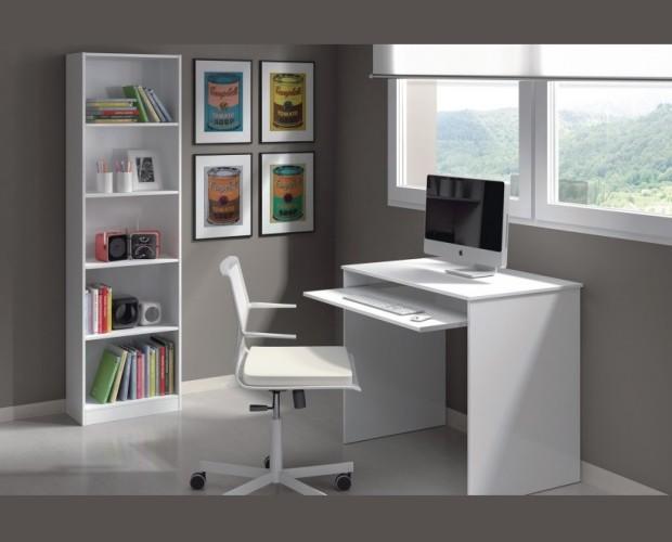 Muebles de oficina. muebles de oficina: silla, escritorio, estanterías