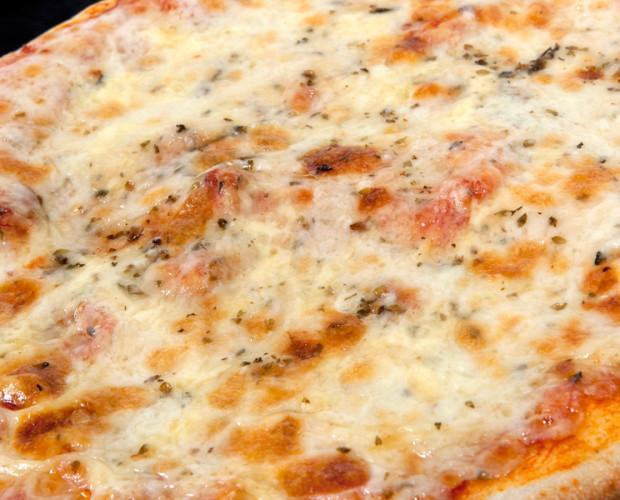 Pizza margarita. Calidad al mejor precio