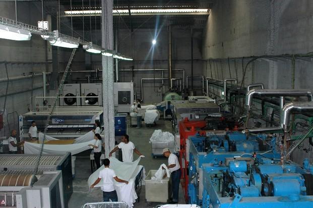 Lavandería Industrial.Para hostelería y restauración