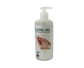 Gel de 500 ml. Ofrecemos una gran variedad de productos anti Covid-19