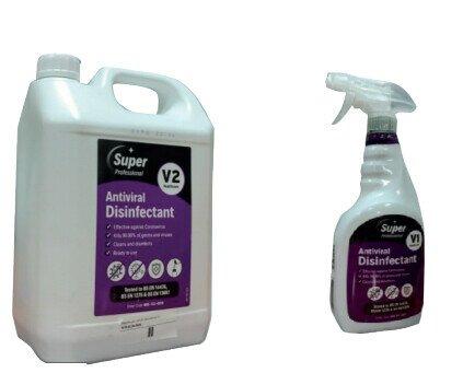 Desinfectante de superficie. Excelente calidad y rendimiento.