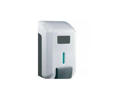 Dosificador de gel ABS. Diseñado para anclaje de pared