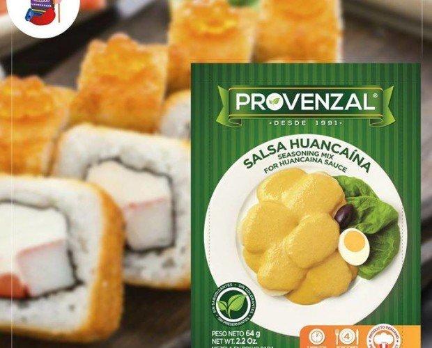 Salsa huancaína. La fusión peruano-japonesa permite la combinación de ingredientes que harán explotar tu paladar gracias a su exquisito sabor