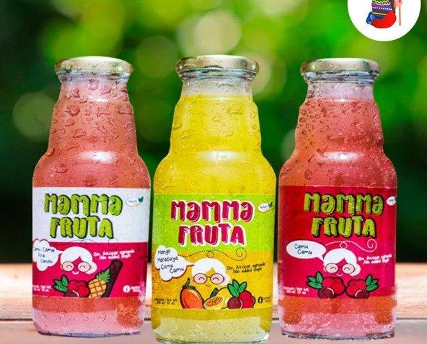 Zumos Mamma Fruta. Hechos a base de Camu Camu