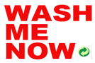 Wash Me Now