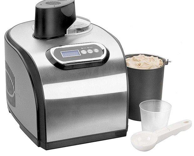 Maquina elaboracion helado. Para café helado
