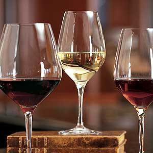 Copas de Vino.