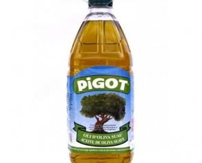 Aceite de oliva Pigot. Garrafa de 5 litros