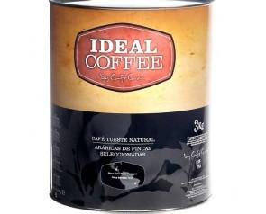 Ideal Coffe. En formato de 3 Kg
