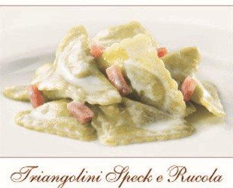 Pasta Fresca Congelada.Tradición