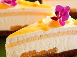 Pasteles.Deliciosas tartas alemanas, holandesas y austríacas