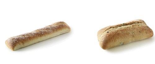 Panes Mediterráneos. Panes saludables